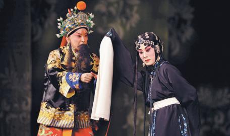 Star Performer Revitalizes Peking Opera